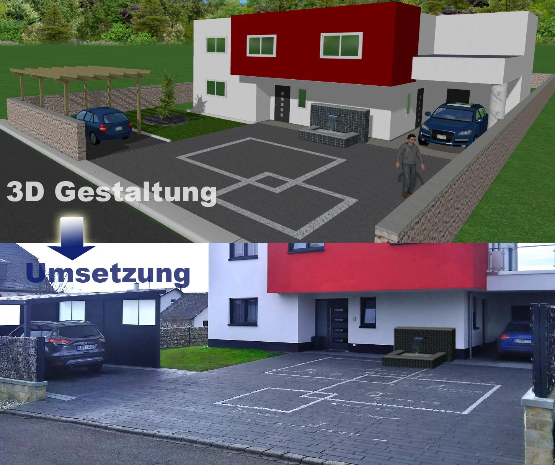 3D Gestaltung und Umsetzung